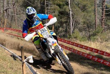 MOTORI/ENDURO – Albese vince 3ª prova degli Assoluti d'Italia in Liguria