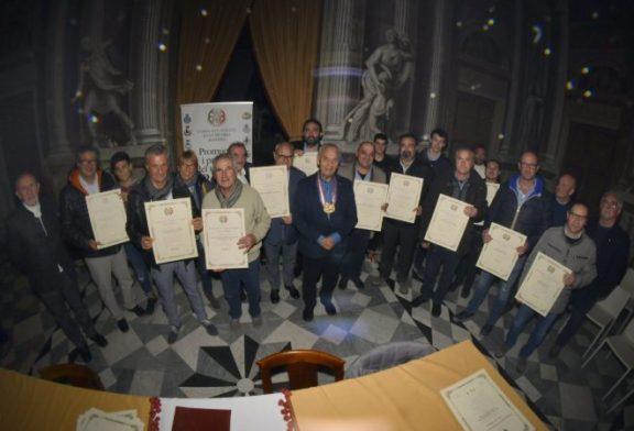 Ecco i premiati della XIX edizione del Concorso Enologico 2019