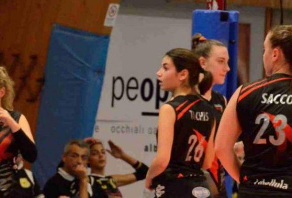 Volley: In serie D le Libellule battute dalla capolista
