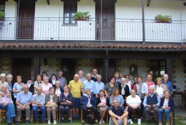 Ospiti dell'Opera San Giuseppe in gita fra Bastia e Viola