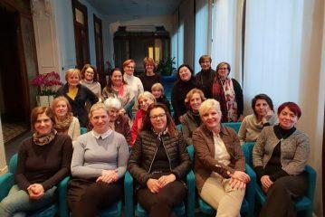 Ivana Brignolo Miroglio nuova delegata delle Donne del Vino del Piemonte