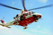 Elisoccorso a Canale per incidente, grave un 23enne