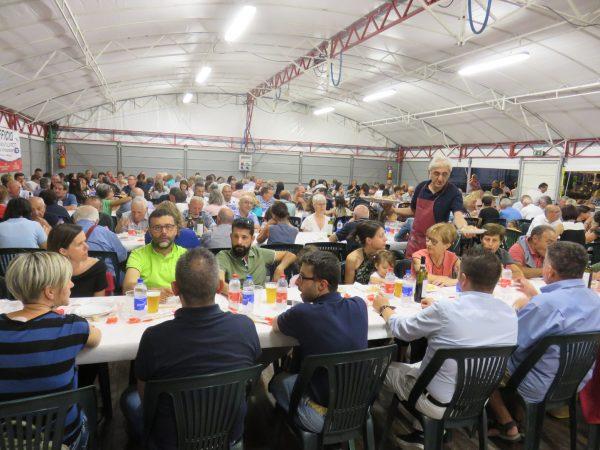 La lunga estate delle feste delle frazioni cheraschesi