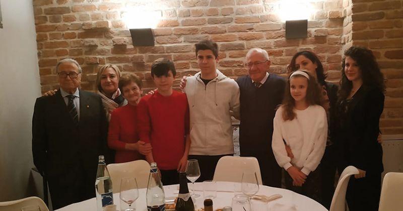 Solidarietà da Asti per i nonni che si prendono cura dei figli di Elena Ceste