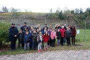Anche i bambini della primaria di Sinio hanno partecipato alla Festa dell'Albero