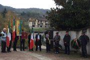 Partecipata commemorazione dei Caduti a Bosia
