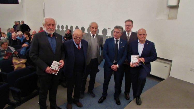 Alba, celebrato il 70° anniversario della consegna della Medaglia d'oro al Valor militare
