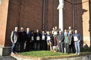 I donatori del gruppo Avis si ritrovano in festa a S. Rocco di Montà
