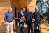 """Inaugurata la """"gemella"""" di Casa Natura"""