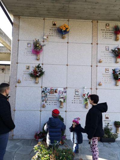 Sdegno per ripetuti episodi di furto nel cimitero maglianese