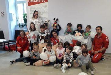 La Croce Rossa «spiegata» ai bambini