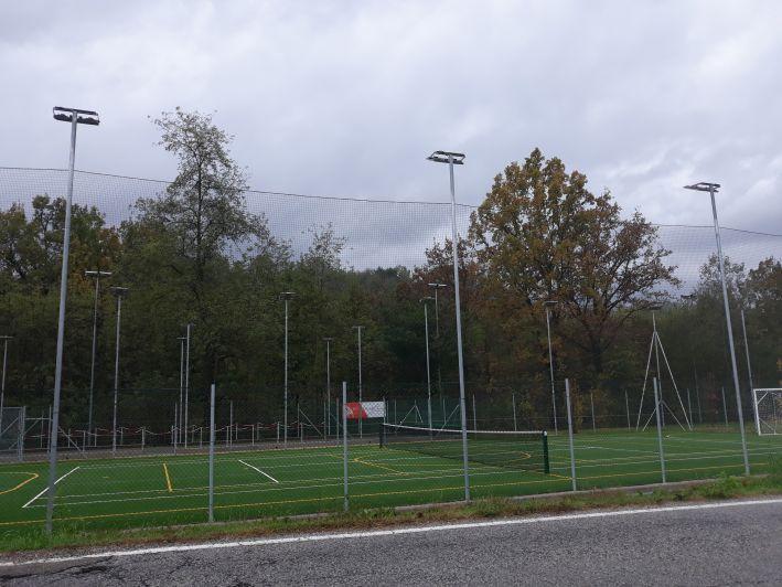 """Un """"percorso vita"""" nei nuovi impianti sportivi"""