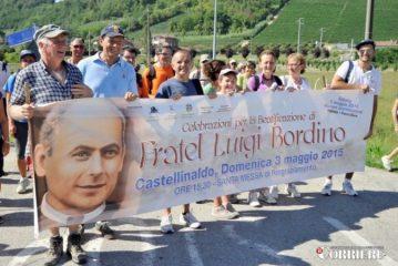 Camminata in onore del beato Luigi Bordino