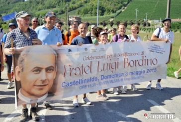 Camminata in onore del beato Luigi Bordino