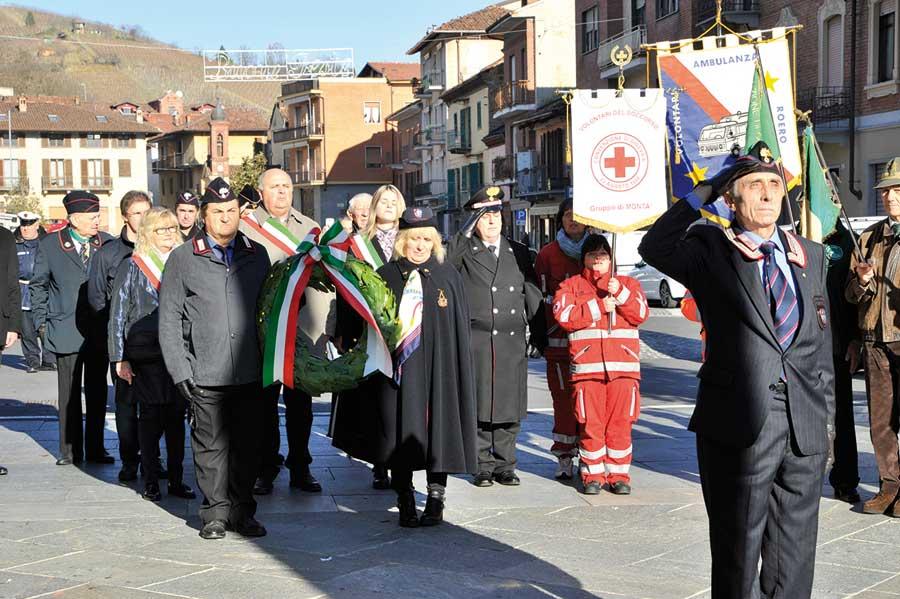 Si celebra la ricorrenza della Virgo Fidelis a Canale