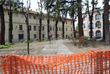 Si intitola all'ex sindaco Brizio il rinnovato giardinetto in via Craveri a Bra