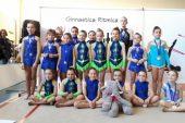 GINNASTICA RITMICA – Che brave le debuttanti albesi!