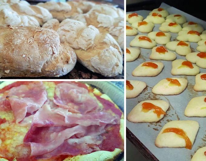 Panetteria Giacosa: le specialità da forno gluten-free