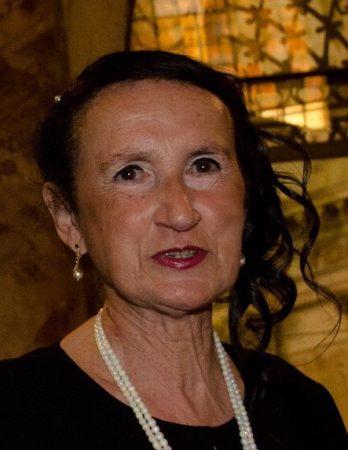 Giovanna Sardo inaugura la sua mostra nella Chiesa di San Gregorio