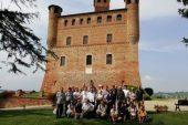 Delegazione internazionale di esperti in Ecologia del paesaggio sul territorio Unesco