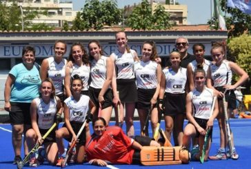 HOCKEY FEMMINILE - Under 16 Lorenzoni campione d'Italia