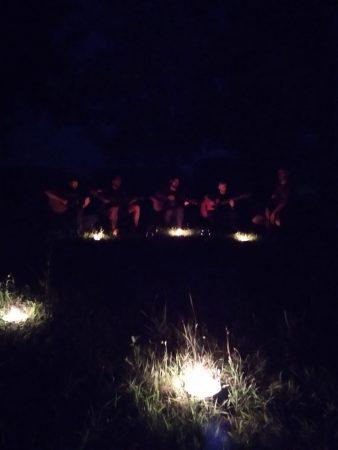 Notturni nelle Rocche ha coinvolto anche Sommariva del Bosco