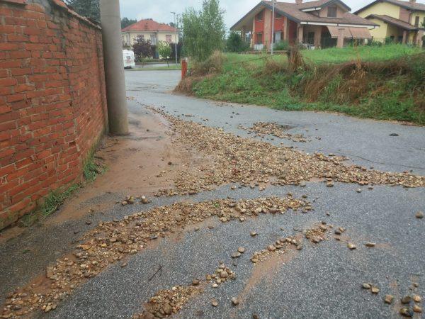 Maltempo: il Comune di Sommariva Bosco richiederà lo stato di calamità naturale