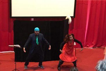 Due spettacoli teatrali per i bambini della Rodari e Montessori
