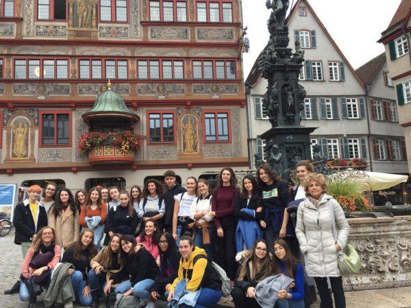 Soggiorno studio in Germania per gli studenti del liceo Giolitti Gandino di Bra