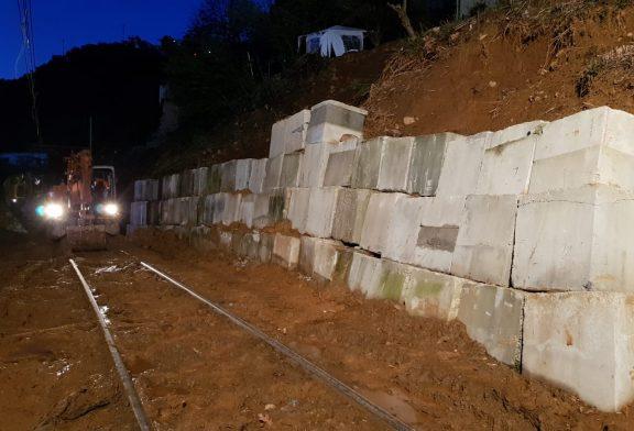 Riapre mercoledì 4 dicembre la linea Savona – San Giuseppe, via Ferrania