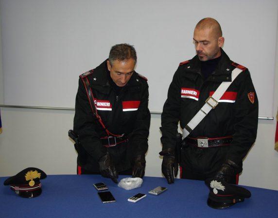 L'alloggio della cocaina in Alba: arrestata 23enne