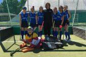 HOCKEY FEMMINILE –Under 12: primo successo e segnali positivi per la Lorenzoni