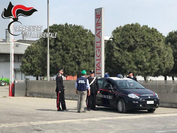 Italgelatine: sequestrato dai Carabinieri una parte dell'impianto
