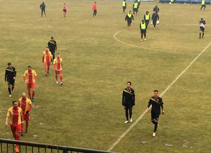 CALCIO SERIE D – Il Bra è tornato a fare punti: 2-2 a Inveruno