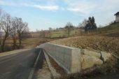 Riaperta la provinciale 58 da Novello verso la Fondovalle