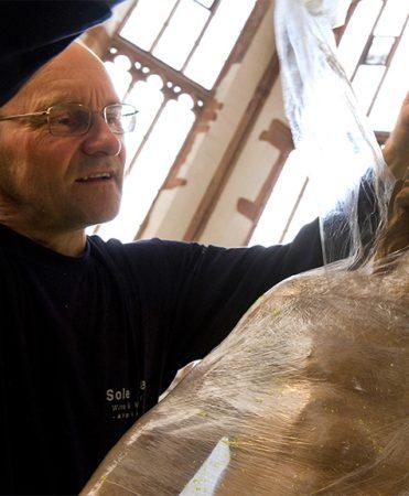 Creativamente Roero scopre le opere di Joannes Pfeiffer a Pocapaglia