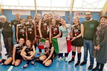 HOCKEY FEMMINILE –Pari per l'Under 16 Lorenzoni