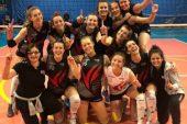 """VOLLEY FEMMINILE – Libellula chiude la """"regular season"""" al vertice della Serie C"""