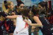 VOLLEY FEMMINILE –Libellula Volley vince contro Asti e vola in B2