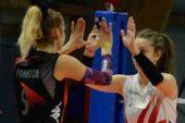 VOLLEY FEMMINILE – Libellula saldo al primo posto nella classifica di Serie C