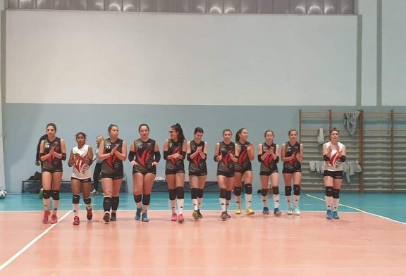 Volley serie D: vittoria al Tie Break per le Libellule