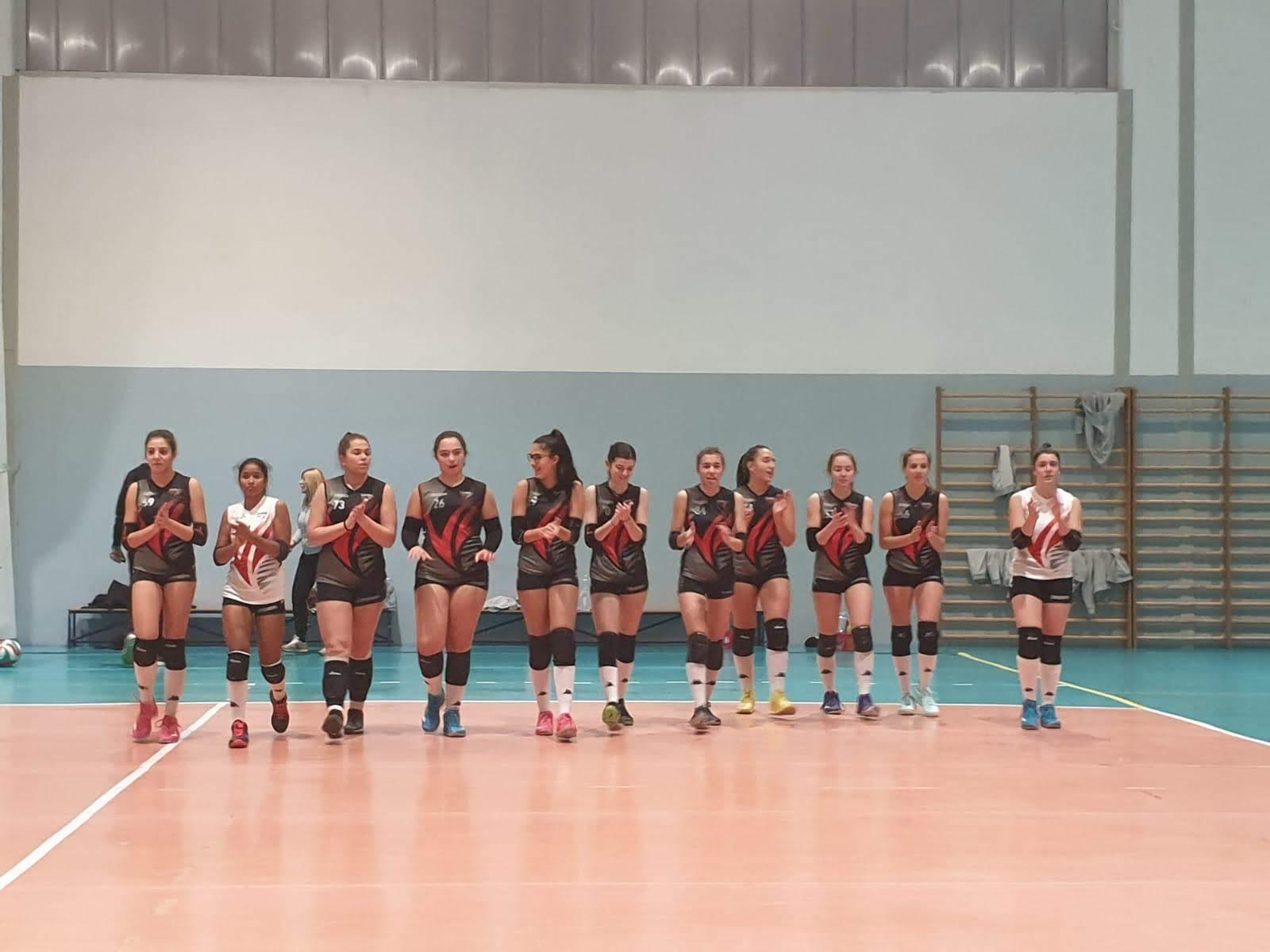 Volley serie D: vittoria al Tie Break per le Libellule