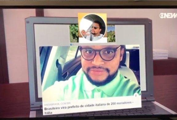 Il Brasile celebra Luca Borgna, nato lì e ora sindaco a Albaretto