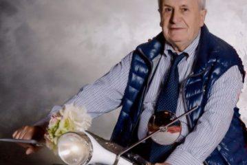 Vezza: cordoglio per la morte dello storico titolare di Marchisio moto