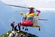 Cade sul Monviso: grave 63enne di Monticello d'Alba