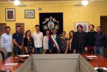 La nuova Giunta del confermato sindaco Livio Genesio