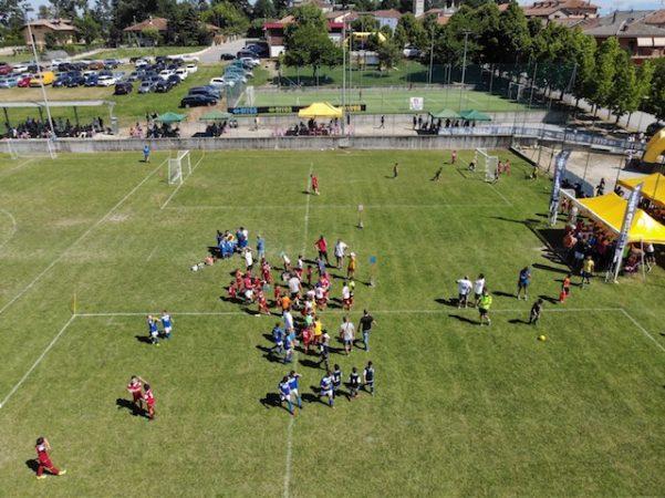 Venti squadre giovanili della Granda al Memorial Manzone