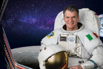 Oltre 500 studenti albesi incontreranno l'astronauta Paolo Nespoli
