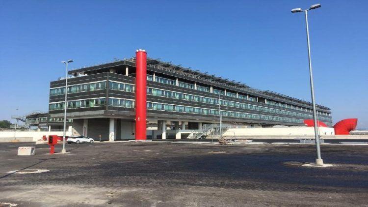 Domani sabato 21 settembre saranno dichiarati chiusi i lavori del nuovo ospedale di Verduno