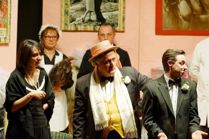 Questa sera il Teatro di Oscar Barile aprirà la 70° Fiera gallese